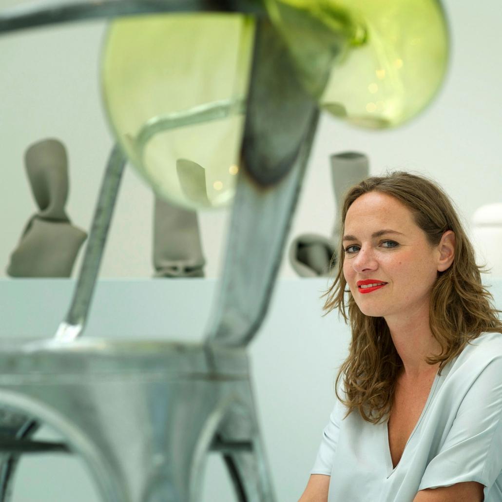 Pieke Bergmans, Designerin - Het Noordbrabants Museum, ´s Hertogenbosch 2014