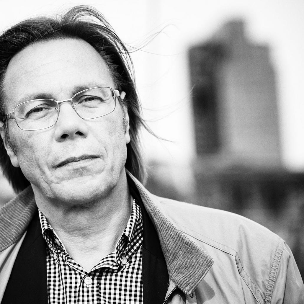 Prof. Harald Welzer, Sozialpsychologe - Frankfurt 2015